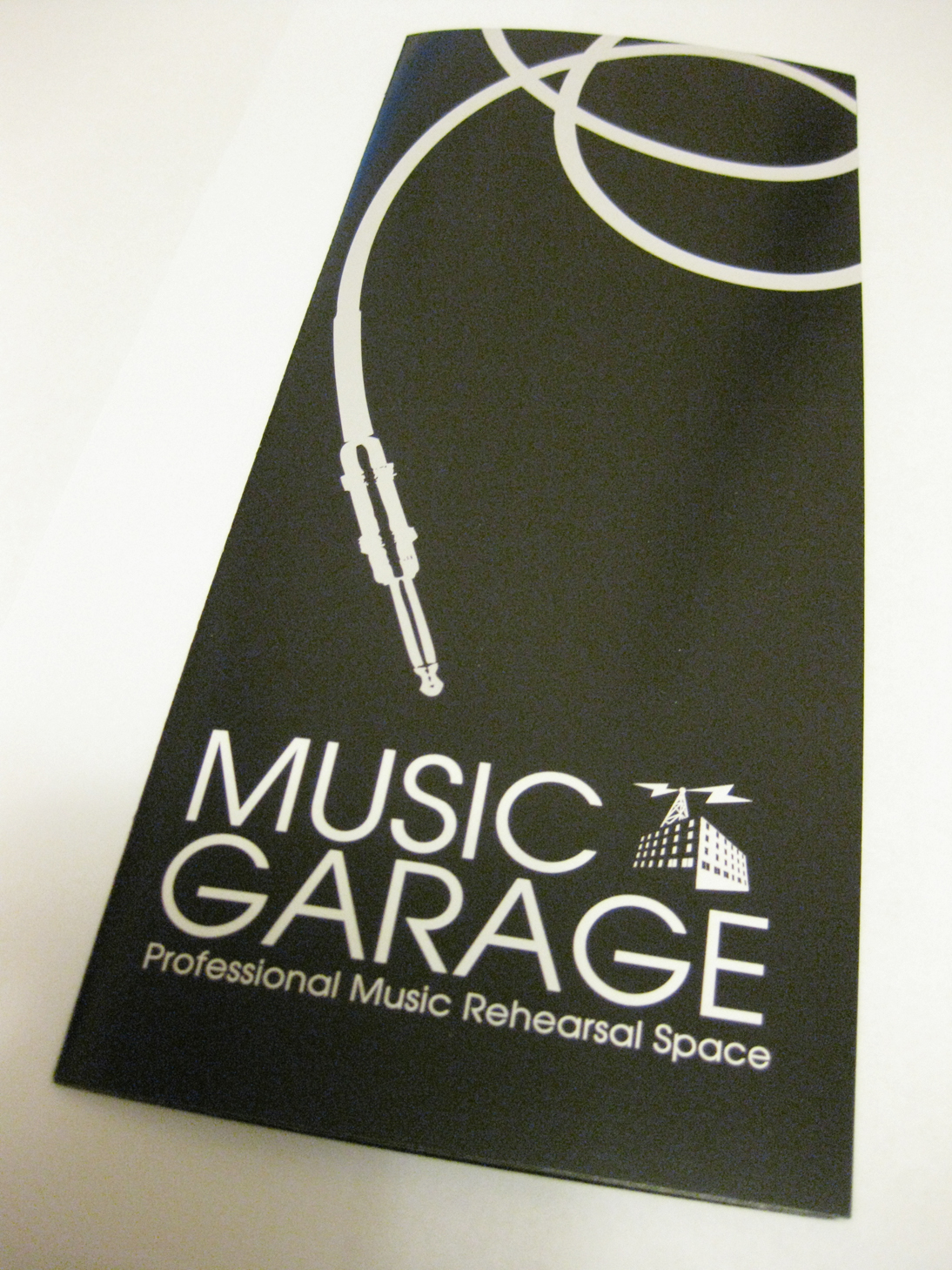 The Music Garage Brochure – Music Brochure